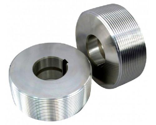 Ролики резьбонакатные М 16х2.0 D=134 комплект (2шт)